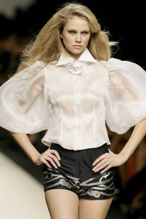 Shorts da donna designer Lorenzo Riva