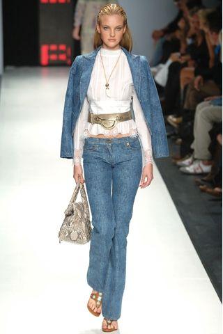 pantaloni jeans da donna borbonese 2006