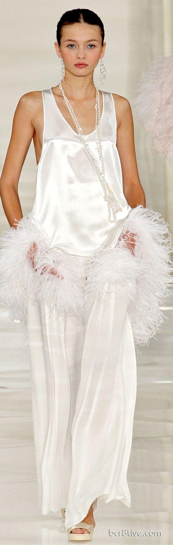 abito da sposa Ralph Lauren