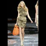 Versace moda donna 2008