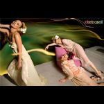 Kate Moss, Eva Herzigova e Daria Werbowy 2