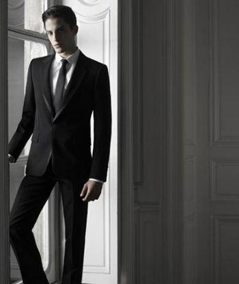 Dior: uomo anni Cinquanta
