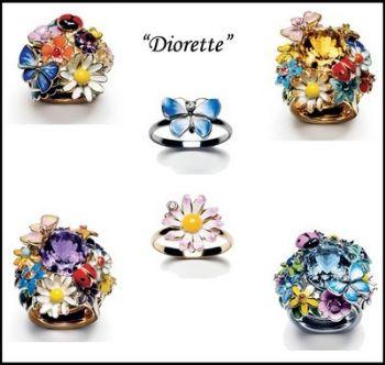 I gioielli Dior