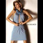 Gisele Bundchen per Versace