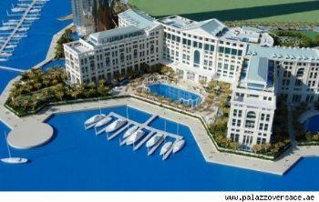 Versace alla conquista del lusso di Dubai