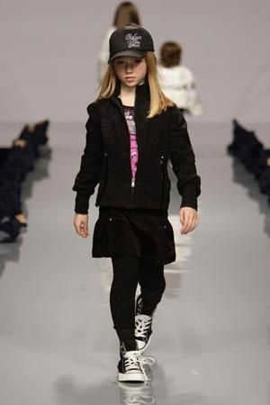 Infanzia alla moda con Calvin Klein