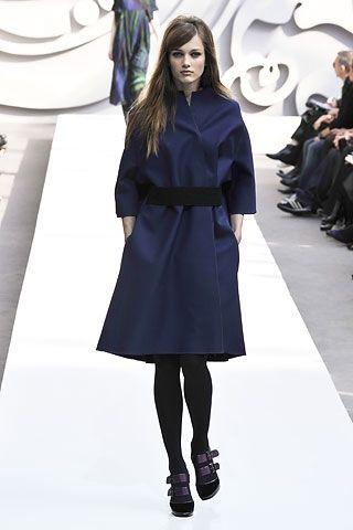 Collezione moda donna AI 2008 2009 Alberta Ferretti