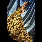 Modello John Galliano per Christian Dior Alta Moda 2008