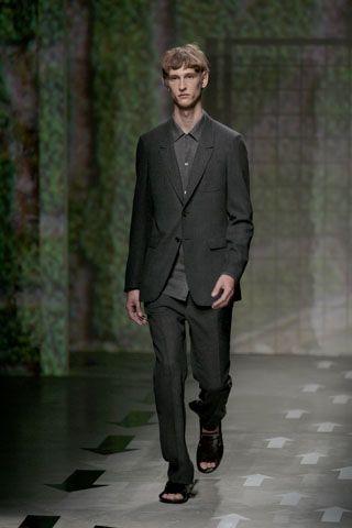Prada Moda Uomo PE 2008