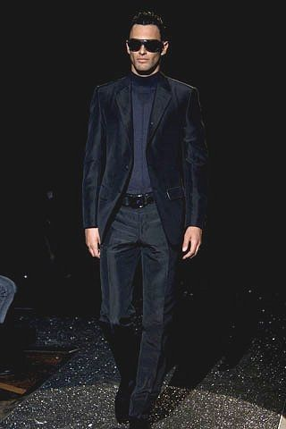 Ferré moda uomo PE 2008