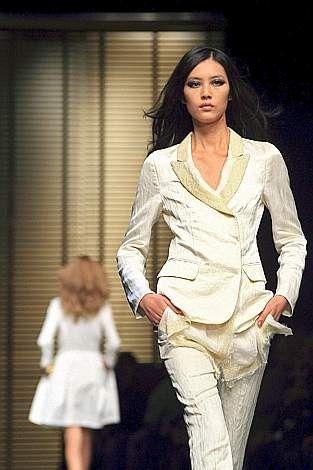 Abito Scervino Moda Donna 2009