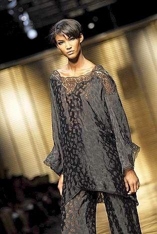 Ermanno Scervino settimana della moda donna PE 2009