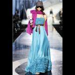 sfilata milano 2/03/09 abito donna