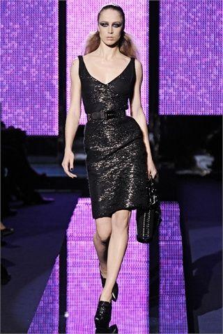 Versace Moda Donna AI 2009